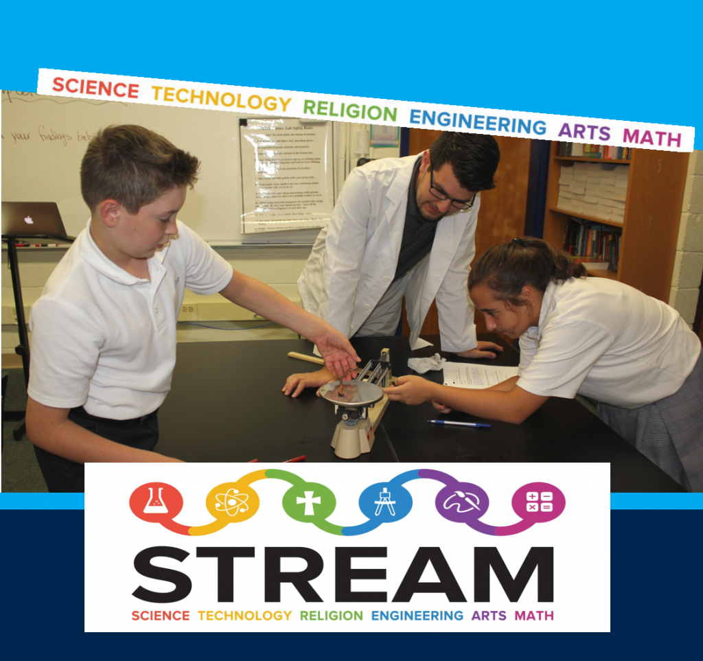 OLPH students in action - STREAM