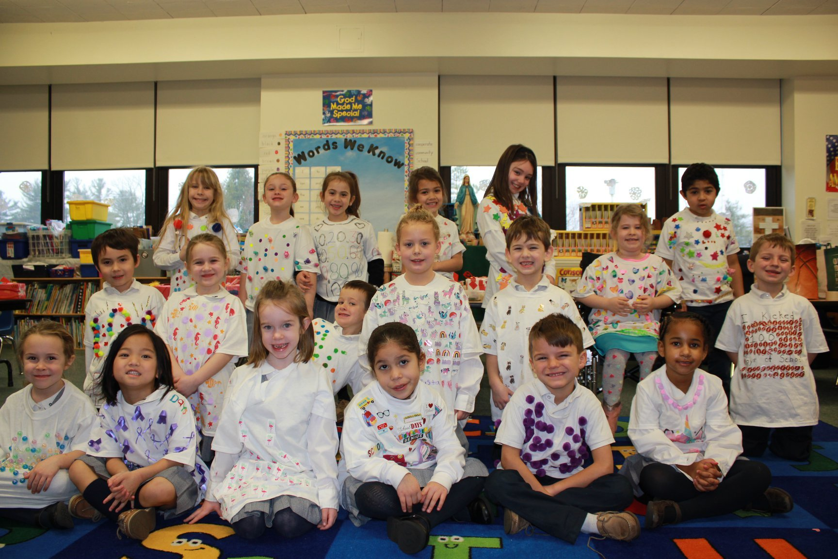 100 Day of School Celebrations