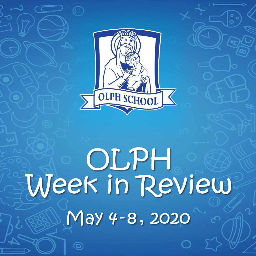 Week in Review, May 4-8