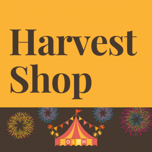 OLPH School Fall Festival 2021 - harvest shop