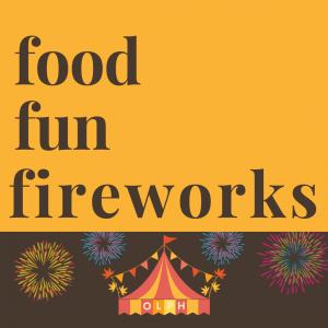 OLPH School Fall Festival 2021 - food, fun and fireworks