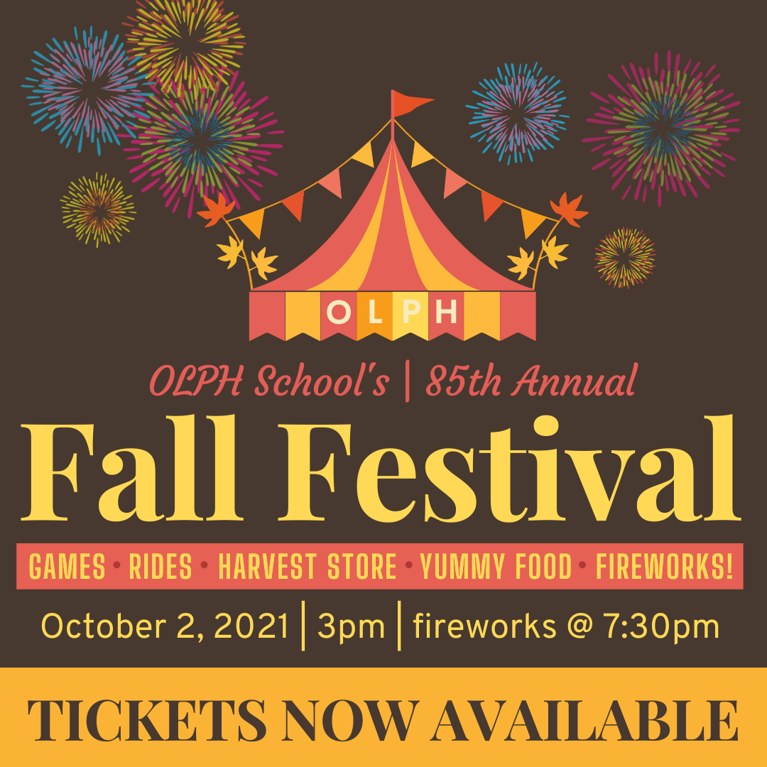 OLPH to Host Annual Fall Festival October 2nd